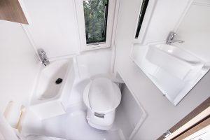 tour toilette